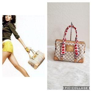 🎀🍀BEAUTIFUL🍀🎀 Louis Vuitton Azur Satchel bag